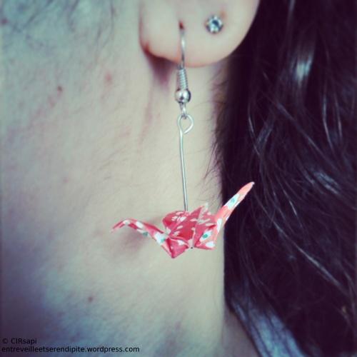 2015.04.26 Boucles d'oreilles Grues#04